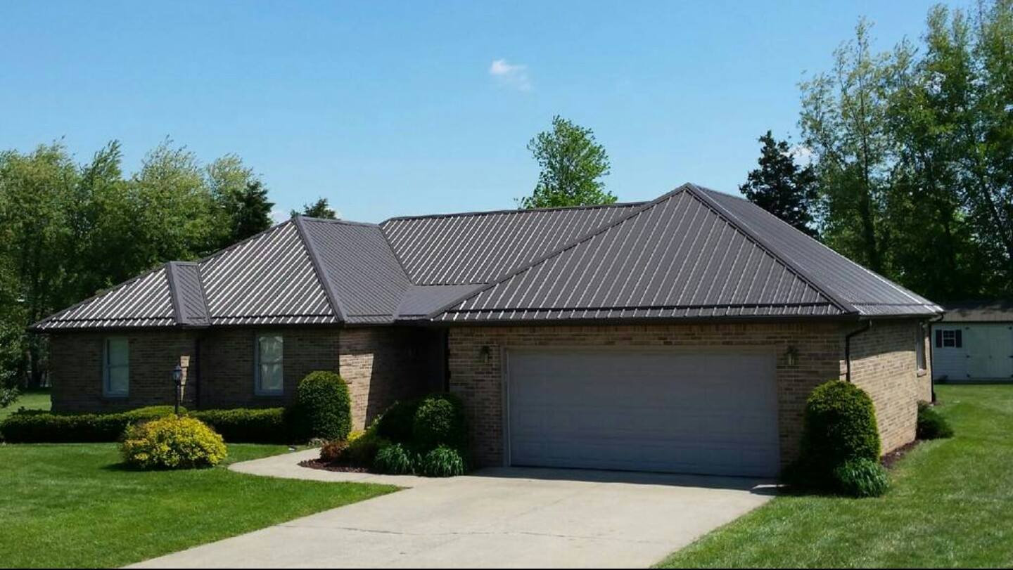 Burnished Slate Graber Roofing And Construction